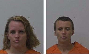 Two women arrested on charges of making meth, identity theft at Madison motel