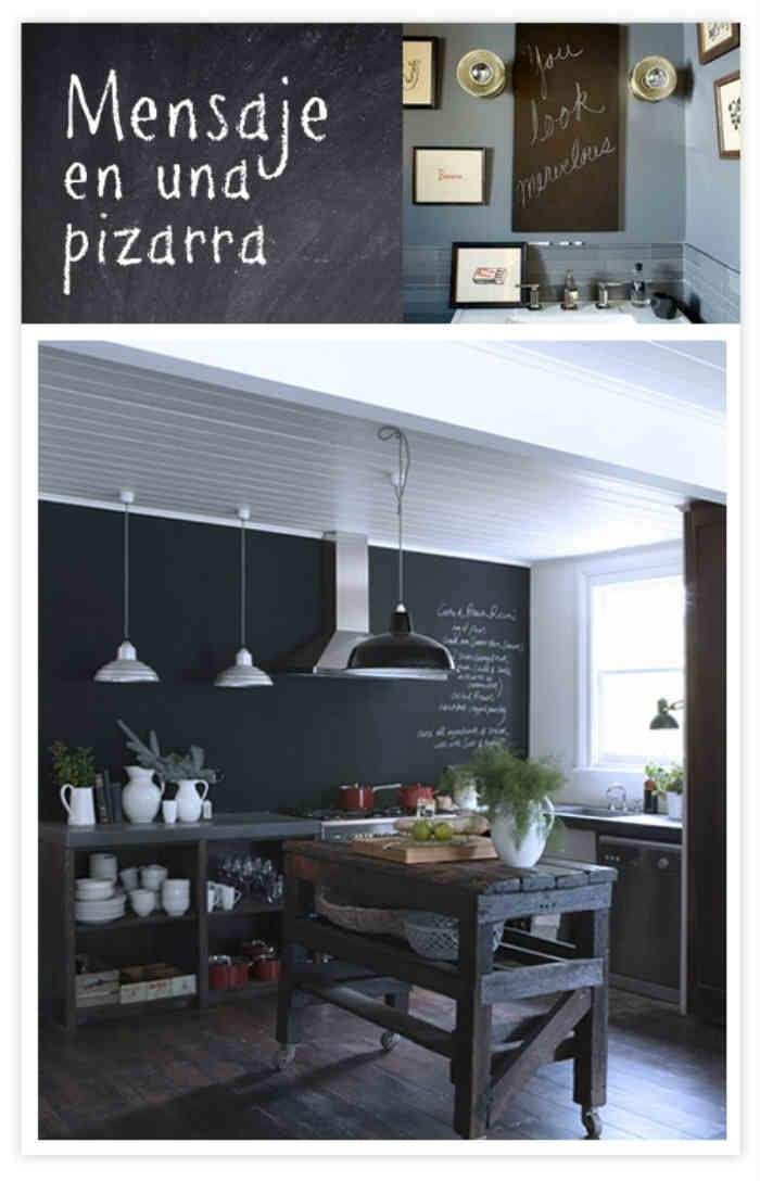 25 best ideas about pizarras decorativas on pinterest - Pizarra cocina ...