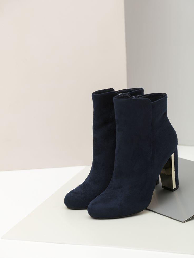 Top Secret S027733 DarkBlue Shoes