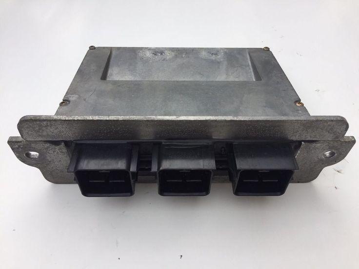 05 06 Ford Escape Tribute Mariner Engine Control Unit 5L8A-12A650-LG Module ECU #fomocofordoemescapetributemariner