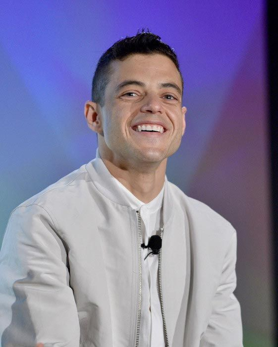 Rami Malek at the Vulture Festival on May 21, 2016 in New York...