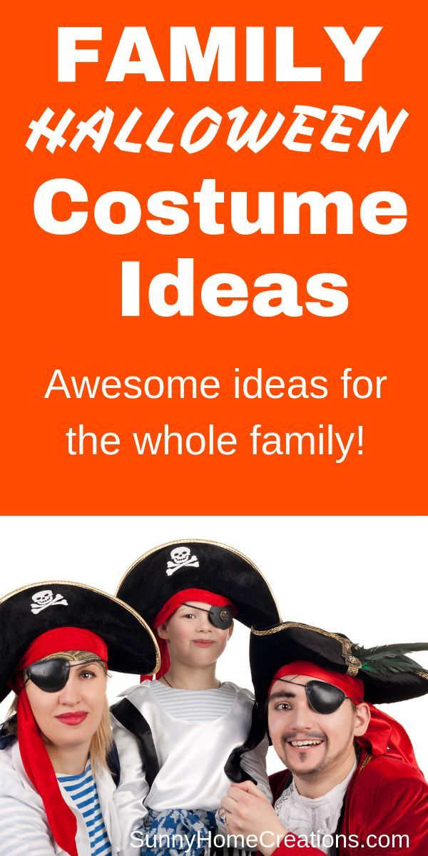 Family Themed Halloween Costume Ideas Halloween, Autumn - halloween costume ideas for groups of 5