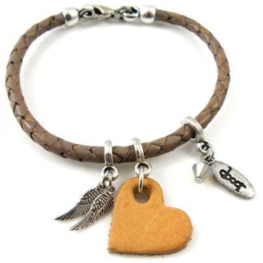 Armband PRIMEVERE Bronze - → Alle armbanden - Armbanden Dooor Jewelry