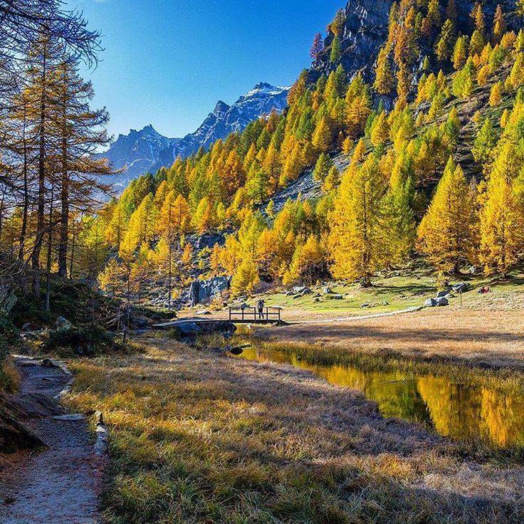 Alpe Devero, Devero Valley, Verbano-Cusio-Ossola province, Piedmont, Italy.