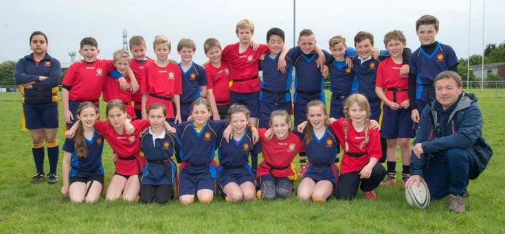 PICTURE GALLERY: Schools do battle in Malvern Hills tag rugby tournament (From Worcester News)