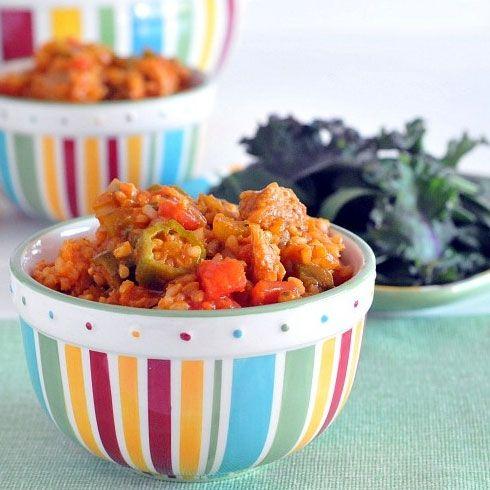 Click pic for 25 Mardi Gras Recipes - Jambalya | Mardi Gras Party Food Ideas