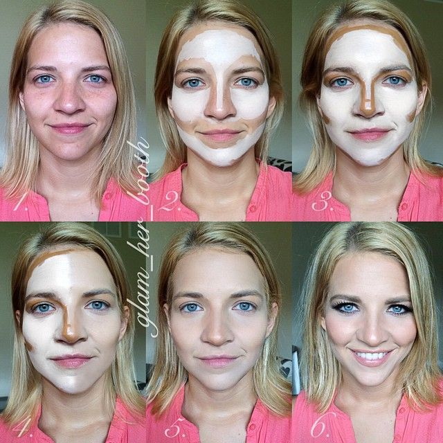 Contouring Tutorial For Pale Skin   Sole Tutorials