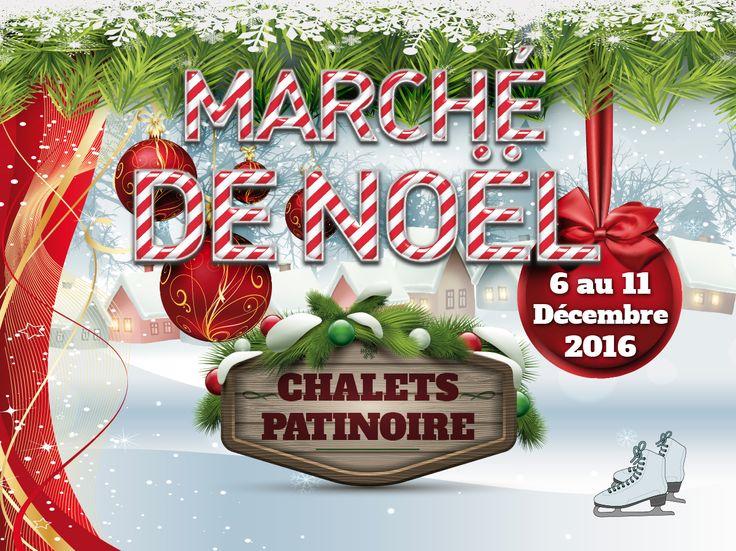 Marché de Noël à #Louviers