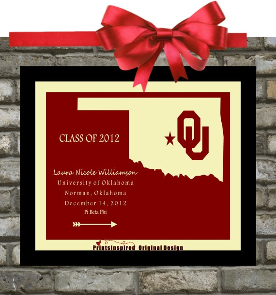 Personalized Graduation Gift : You Choose / Custom Gifts for Grads Graduation Announcement Customize College University Graduation Gift $20.99