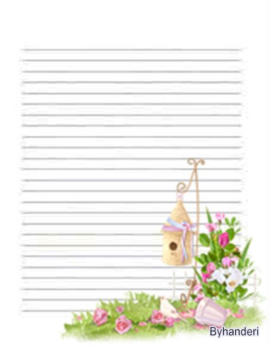 256 best Pretty Paper Templates images on Pinterest Moldings - design paper for writing