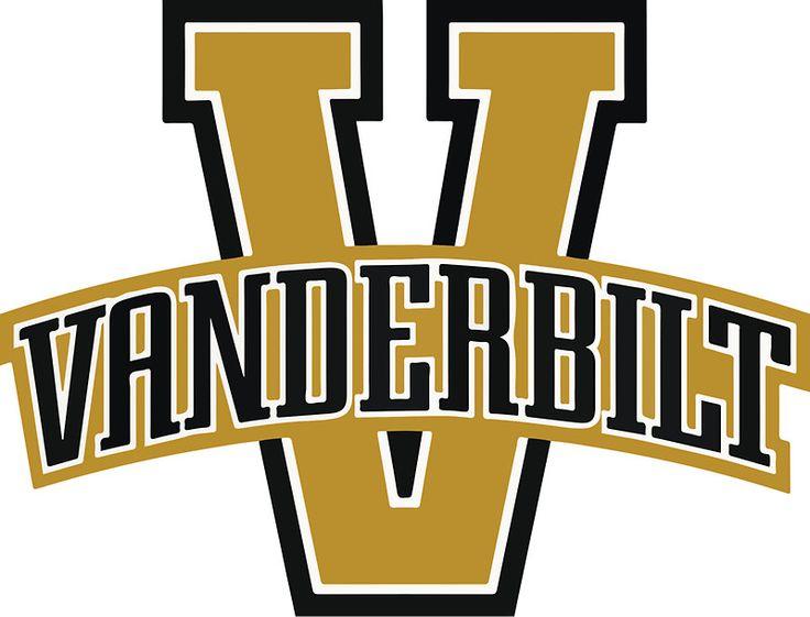 Vanderbilt University Sticker
