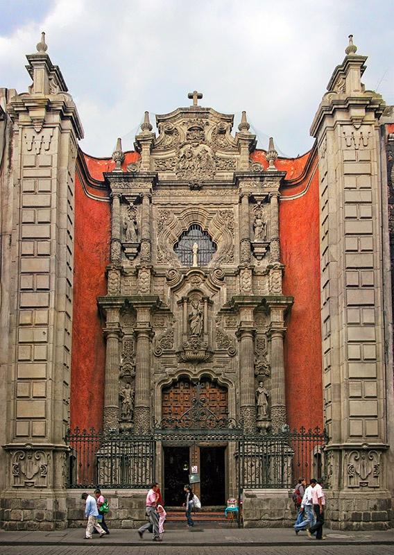 La Enseñanza - Mexico City