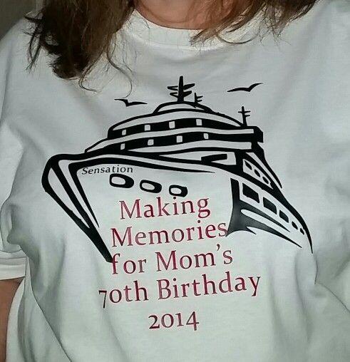 Carnival cruise shirt