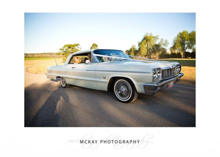 Chev Impala wedding car   #impala #weddingcar #chev