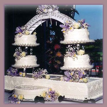 Amazing Wedding Cakes In Texas | The Wedding Specialists