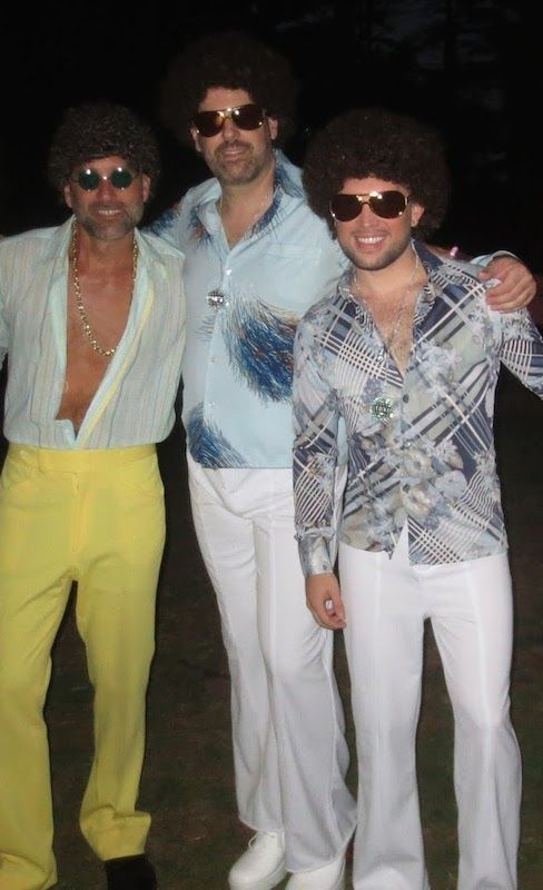 70's Disco Party Looks & Costumes