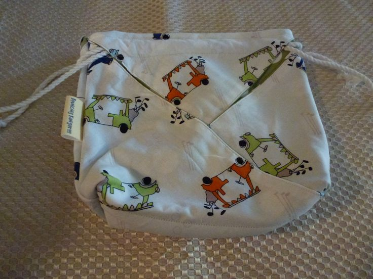 Drawstring bag - small by TheBouncingKangaroo on Etsy https://www.etsy.com/au/listing/498009280/drawstring-bag-small