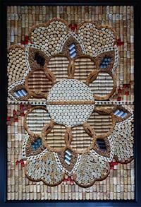 Korkowo - Piękne Obrazy z Korków Po Winie
