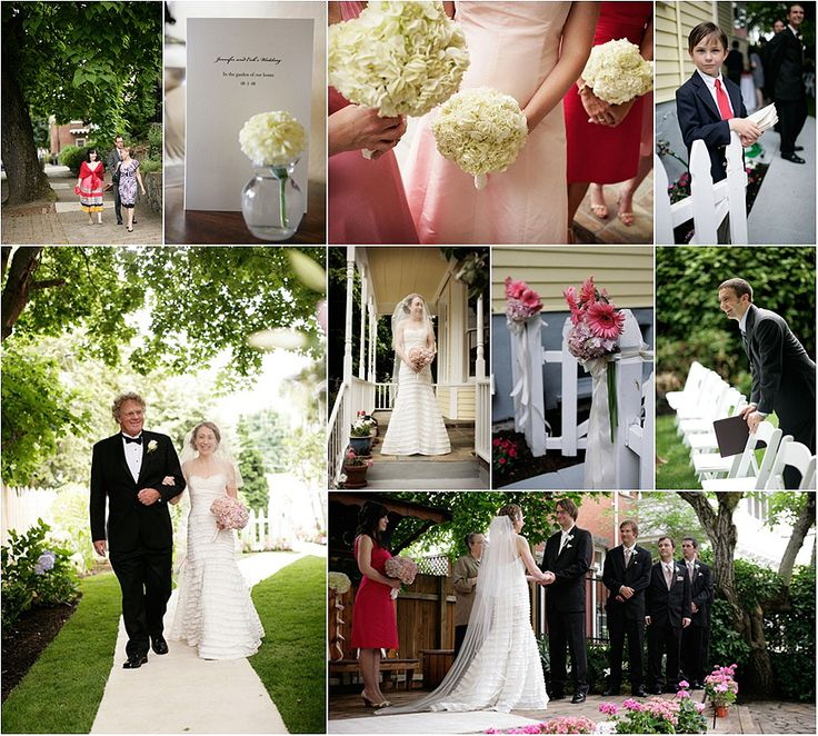Image Detail For  Ideas For Small Informal Wedding Reception At Home