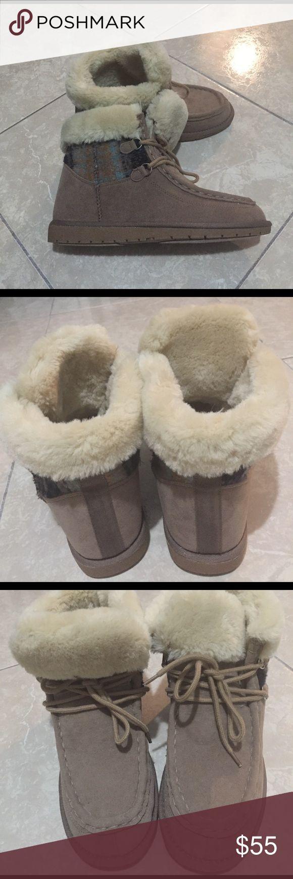 Rampage Faux Fur Ankle Boots Size 9 Rampage Faux Fur Ankle Boots Size 9 Rampage Shoes Ankle Boots & Booties