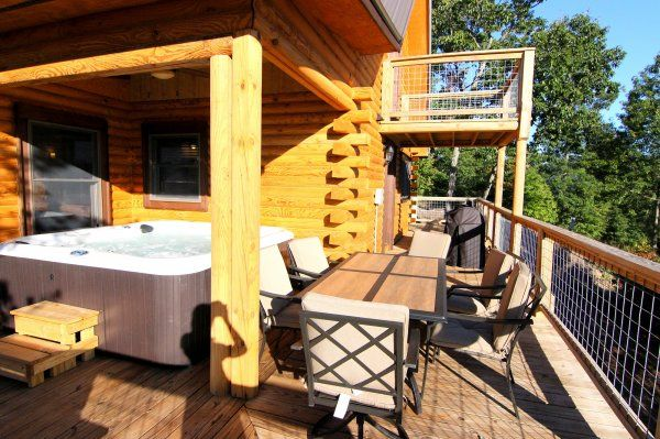 Tree Top Lodge - Cabin rentals in NC, NC cabin rentals, cabins in Boone NC