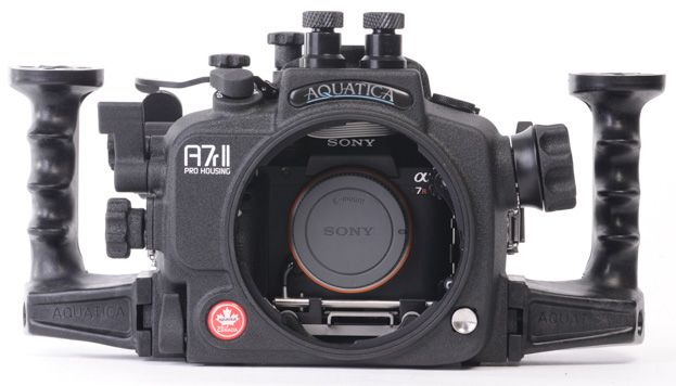 Aquatica announced underwater housing for the Sony A7r II mirrorless camera | Photo Rumors