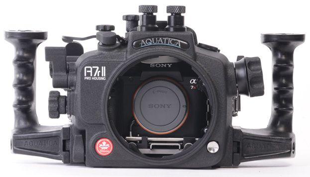 Aquatica announced underwater housing for the Sony A7r II mirrorless camera   Photo Rumors