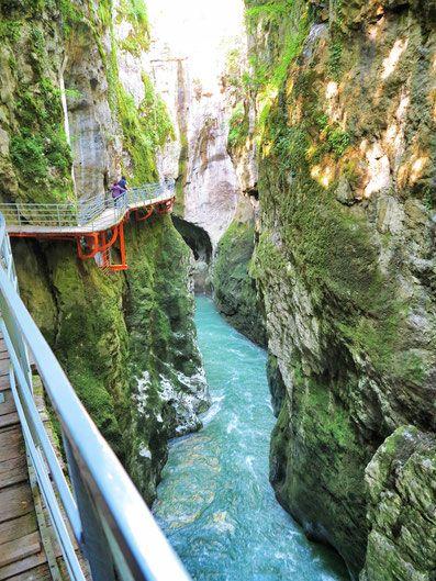 Gorges du Fier - Haute Savoie