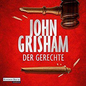 """Ein weiteres Hörbuch-Muss in meiner #AudibleApp: """"Der Gerechte"""" von John Grisham, gesprochen von Charles Brauer."""
