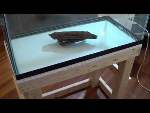 ▶ #133: How to Build a 40 Gallon Breeder Aquarium Stand for $25 - DIY Wednesday - YouTube for sherlock