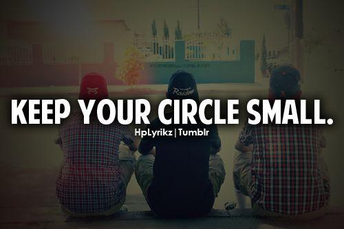 small circle