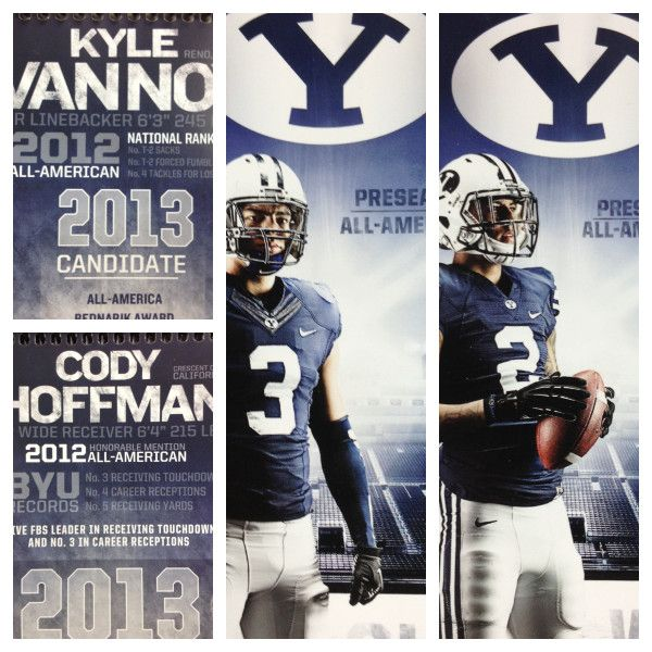 Kyle Vannoy and Cody Hoffman