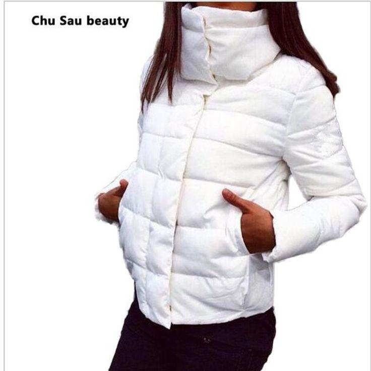 2016 NEW Women Coat Fashion Autumn Winter Female Down Jacket Women Parkas Casual Jackets Inverno Parka Wadded plus size #hats, #watches, #belts, #fashion, #style