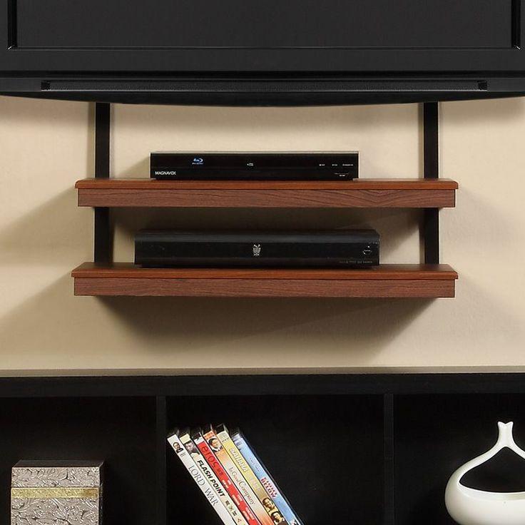 9 best component wall shelf images on pinterest. Black Bedroom Furniture Sets. Home Design Ideas