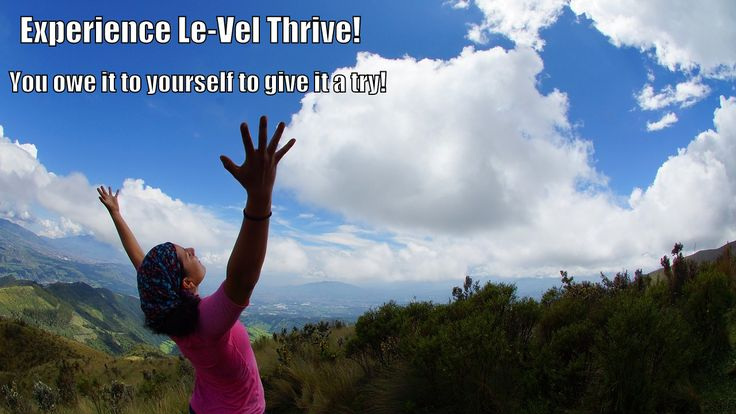 LeVel Thrive Supplement