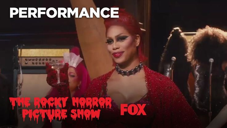 Sweet Transvestite ft. Laverne Cox | THE ROCKY HORROR PICTURE SHOW - YouTube