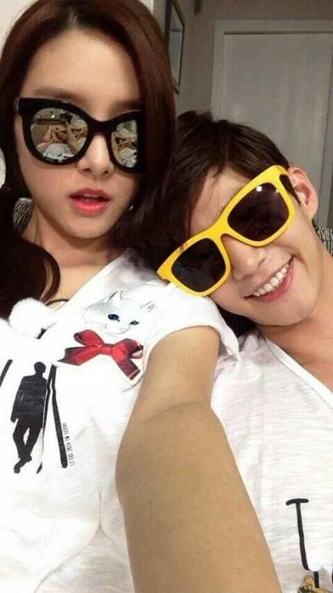 Song Jae Rim and Kim So Eun for WGM