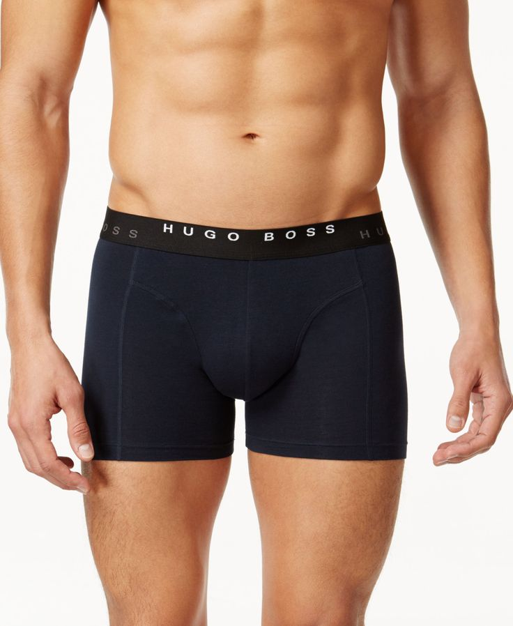 Hugo Boss Cyclist Boxer Briefs, 2 Pack