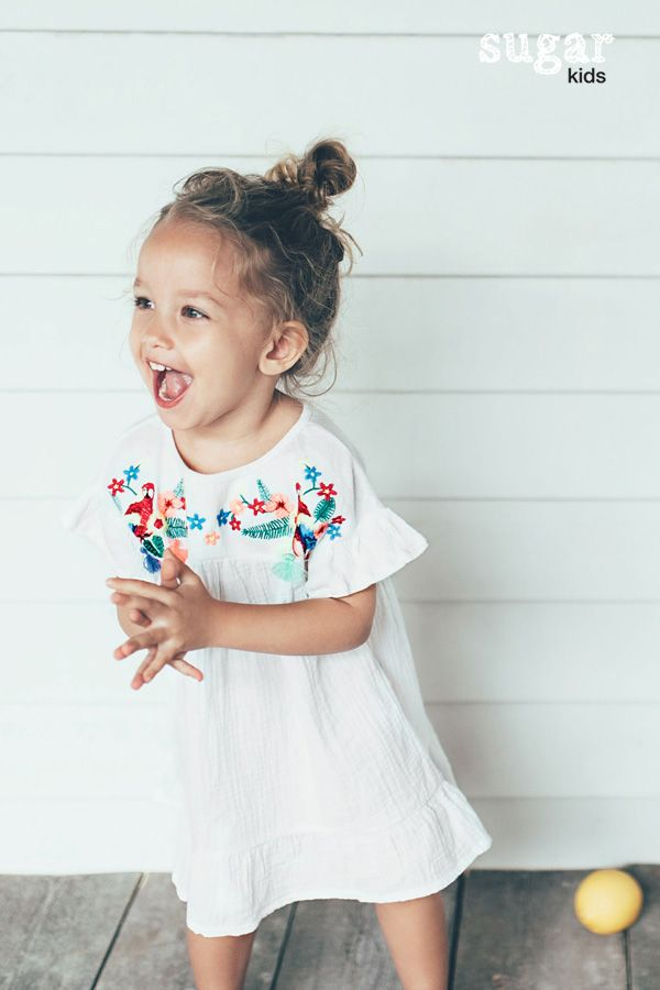 Iris from Sugar Kids for Zara.