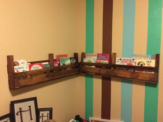 Hanging Book Shelves hanging bookshelves hakkında pinterest'teki en iyi 10+ fikir | raflar