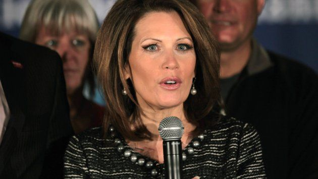 """While speaking last week on the Last Days radio program """"Understanding the Times with Jan Markell,"""" former GOP Rep. Michele Bachmann linked political advocacy on the left with the rise of the Antichrist.Bachmann said that …"""
