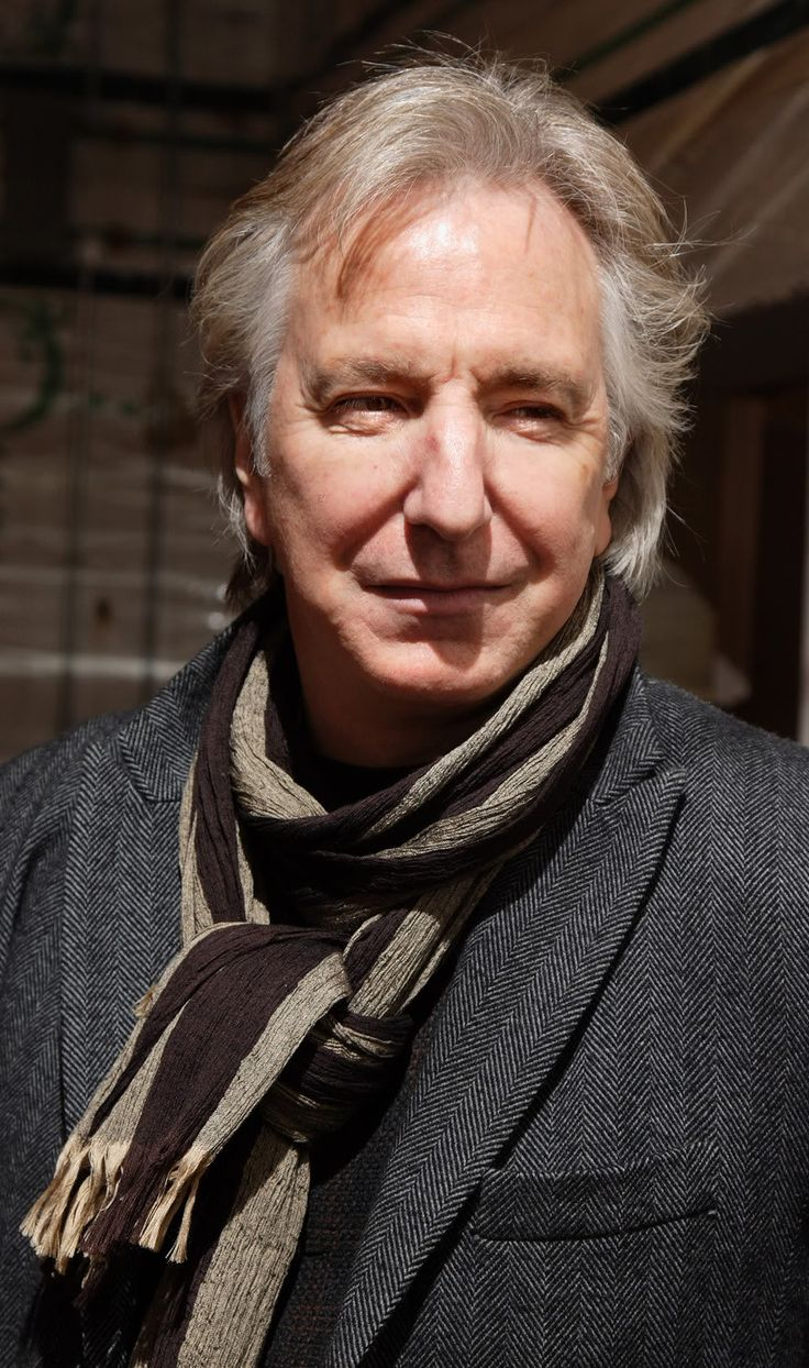 3167 best Alan Rickman images on Pinterest | Alan rickman, Severus ...