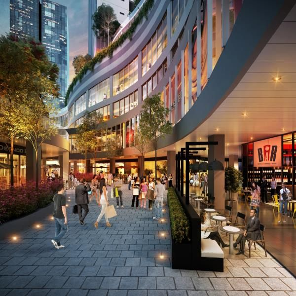 998 Best Lifestyle Outdoor Mall Street Retail Images