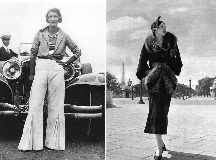 los pantalones de mujer en los años 40 - Buscar con Google