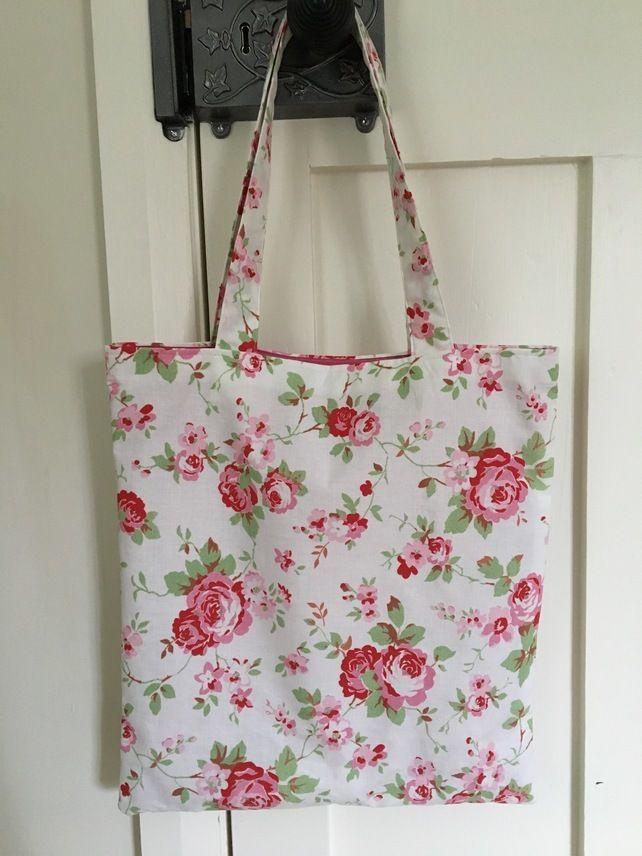 Floral Cath Kidston (IKEA) market bag £8.00