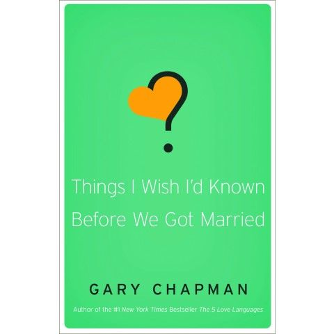 Things I Wish I'D Known Before We Got Married (Paperback)