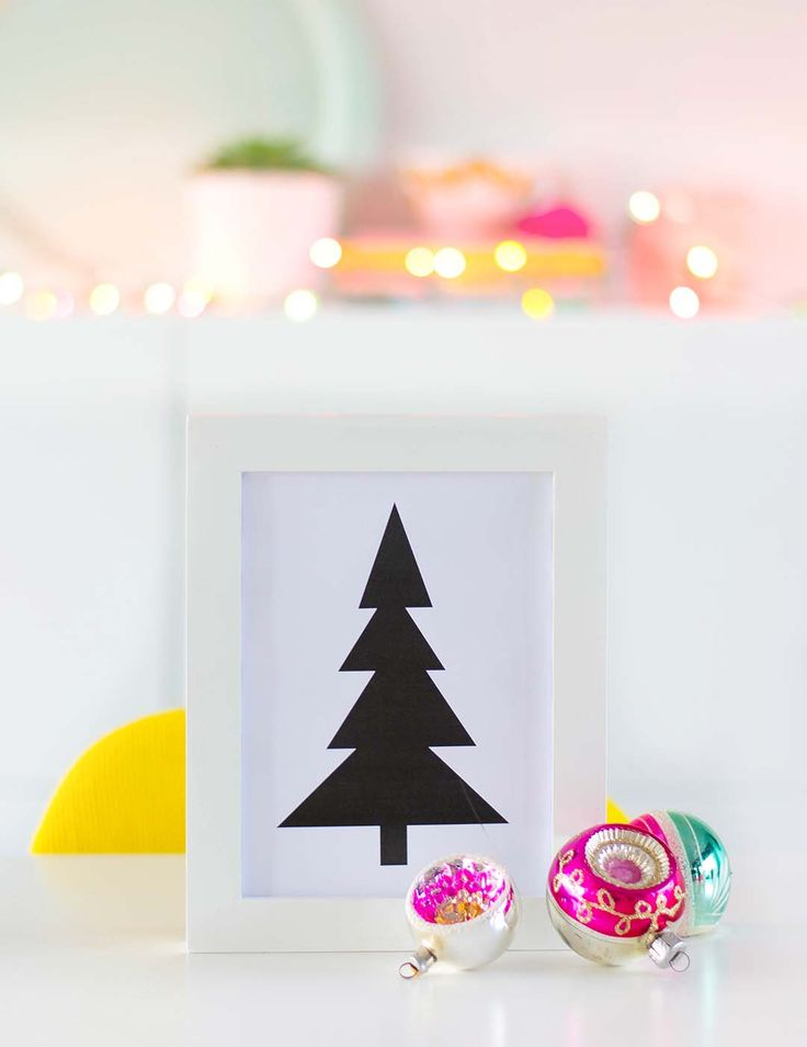 Printable: The not so perfect Christmas tree http://www.bringinghappiness.nl/printable-the-not-so-perfect-christmas-tree/