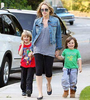 Celebrity Moms Who Adopted: Sharon Stone (via Parents.com)