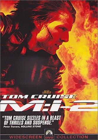 Amazon.co.jp: M:I-2 ミッション:インポッシブル2 [DVD]: ジョン・ウー, トム・クルーズ, ダグレイ・スコット, サンディー・ニュートン, ヴィング・レイムス, リチャード・ロックスバーグ: DVD