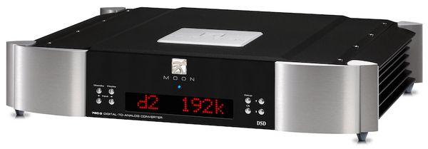 MOON Evolution 780D Streaming DSD DAC